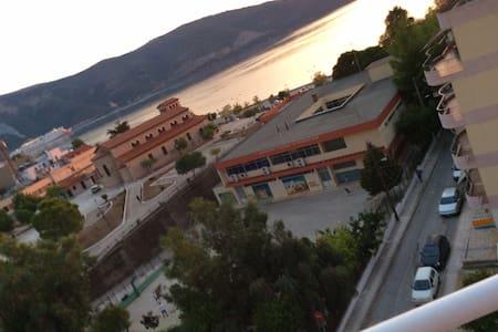 Flatstolet,Igoumenits cent sea view - Igoumenitsa - Appartement