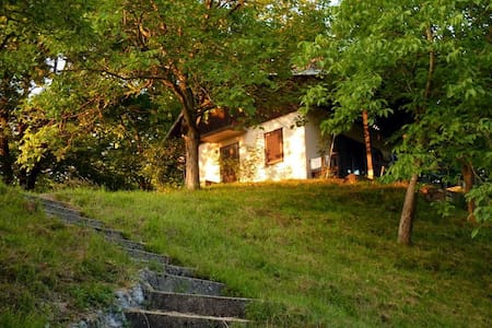 Weekend house at the river Kupa, near the forest - Zagreb