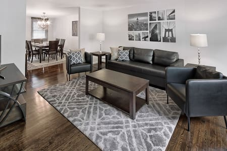 Charming house – 10 min to Time Square, New York - Casa