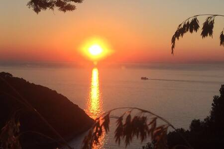 VILLA VELTA SEA SUNSET - DOUBLE - Porto Santo Stefano