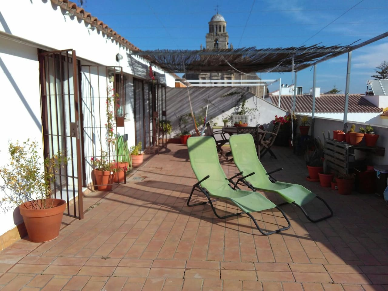 Acogedor ático en el centro .Jerez