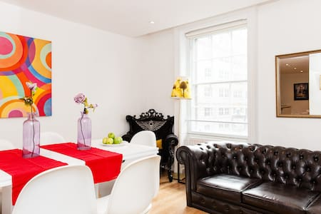 THE PICCADILLY!*DESIGN*LUXURY*5 STAR REVIEWS*SAFE! - London - Apartment