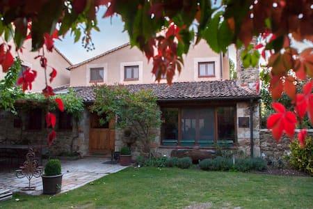 La Casa Vieja (Sotosalbos) - Casa