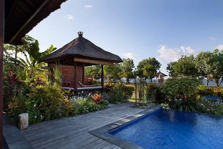 Ocean Front Pool Villa - Gerokgak - Vila