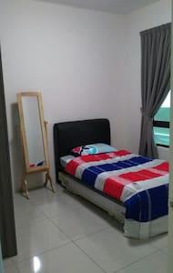 Single bed @ Pavilion Resort - Apartamento