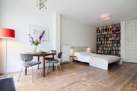 Unique Stylish Studio Apt. in Amsterdam | Garden - Amsterdam - Apartment
