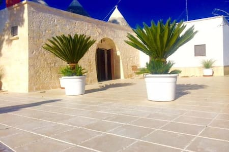 Stone House, Trulli, in the heart of Valle D'Itria - Martina Franca