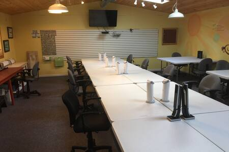 Craft groups/Team Meeting Space - Andet