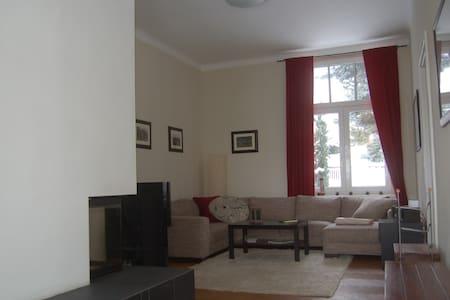 Belle Etage - exclusive EG-Wohnung - Friedrichroda