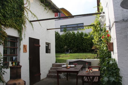 Taunus B&B, WIFI, TV, Tablet, Kitchen, Bath - Apartament