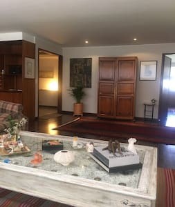 Large, Well-Located Rosales Apartment - Bogotá - Appartement