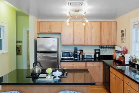 Charming Nob Hill Apartment - San Francisco - Apartment