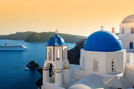 Sailing holidays! Rent a cabin in Santorini! - Thera