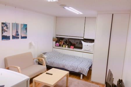 Clean&Safe Studio in SEOCHO서초, GANGNAM강남 - Apartment