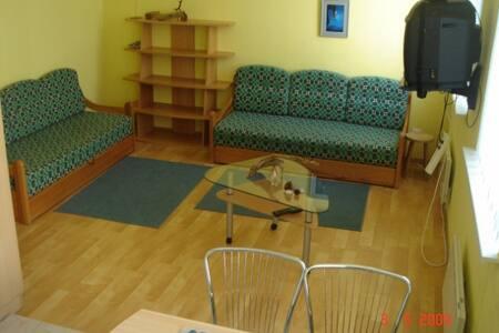 Studio apartment in the centre of Nida - Flat