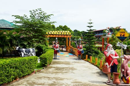 Balai Ising Garden Resort - Bed & Breakfast