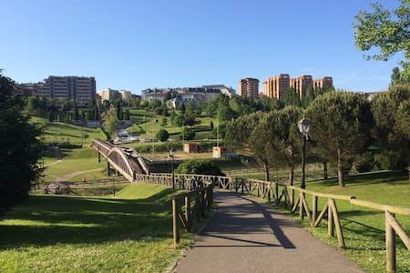 Habitación en Oviedo... Zona Otero!! - Wohnung