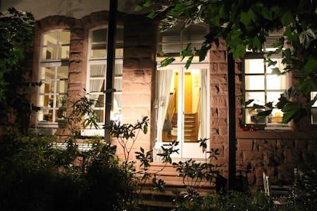 Altes Sudhaus - Loftwohnung - Lejlighedskompleks