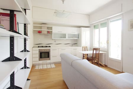 New flat deal! 1Bedroom + Balcony in Testaccio - Leilighet