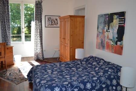 Chambre au calme - Saint-Hilaire-le-Châtel