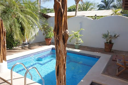 Cabinas  *2 (Budget Double Room) - Playa Grande - Apartment