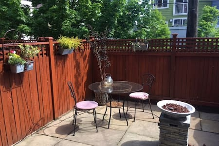 Great Location in Fremont, Comfortable & Quiet - Seattle - Townhouse
