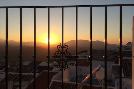 Possibly the best views in Olvera - Casa