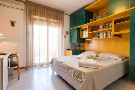 "B&B "" Al  258 ""  Near Taormina- Camera 2 - Inap sarapan"