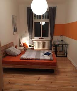 Helles, sehr gemütliches Zimmer - Berlin - Apartament
