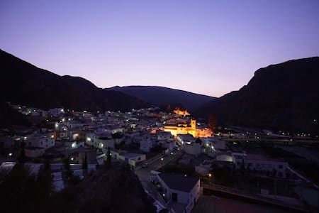 Habitación con vistas a La Alpujarra - Pis