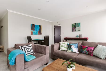 Fabulous central sunny apartment - Wellington - Apartment