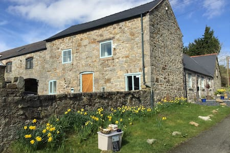Halkyn Mountain - Character cottage - House