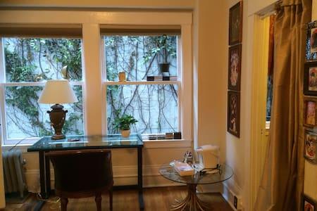 Full Private Lower Nob Hill Historic Studio
