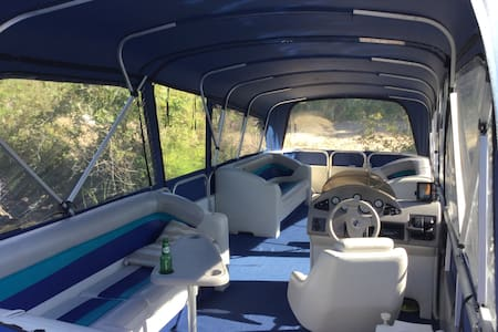 Toronto Islands Boat Glamping - Boot