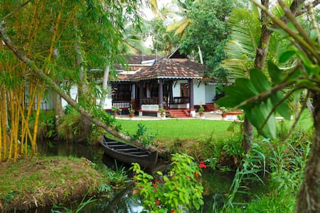 Vembanad House Back water homestay - Alappuzha - Bed & Breakfast