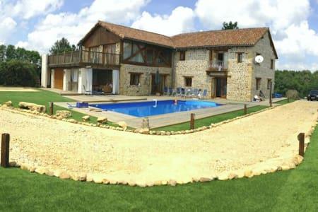 Luxurious Rural Barn Conversion - Sédeilhac