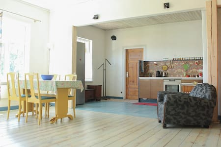84 m2 family friendly 2 bedroom apartment - Byt