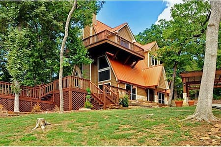 Copper Cabin at Lake Texoma - Pottsboro - Dom