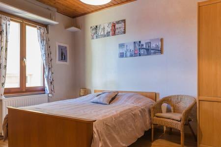 Chambre dans maison proche Colmar - Maison