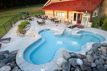 1-bedroom at Christmas Mountain Village Resort - Wisconsin Dells