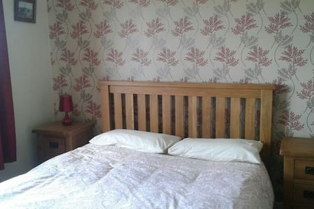 King size bed with ensuite - Bed & Breakfast