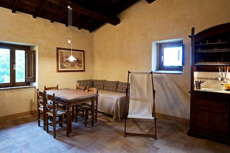 Borgo La Torre, Appartamento su due livelli - Lejlighed