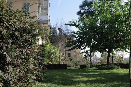Casa d'epoca con giardino - Cassano d'Adda