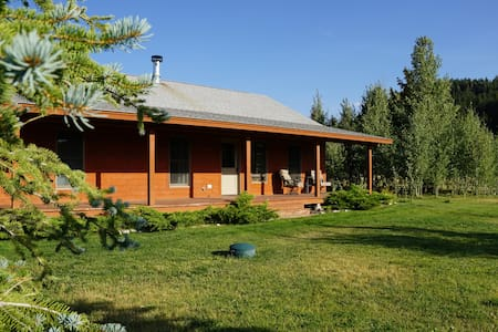 Teton Creek Bed and Breakfast, Queen Bed - Szoba reggelivel