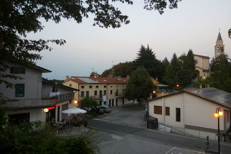 Panoramic apartment on hills - San Gottardo - Huoneisto