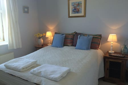 Bright cosy room in lovely period home - Bed & Breakfast