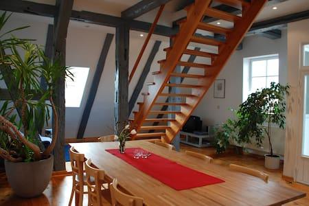 Ferienwohnung mit Seeblick - Apartmen