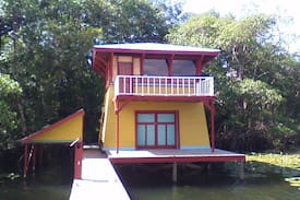 Picture of Tropical Waterfront Cabin