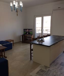 Pleasant new appartement in the heart of the city - Alexandroupoli