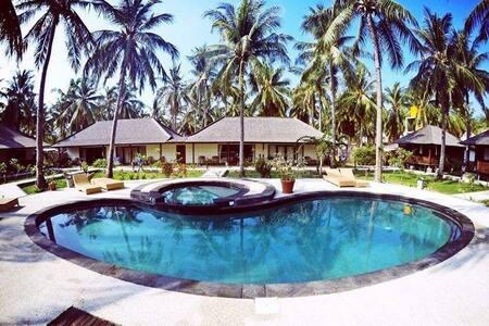 Trawangan Oasis: Standard Room 1 - Annat